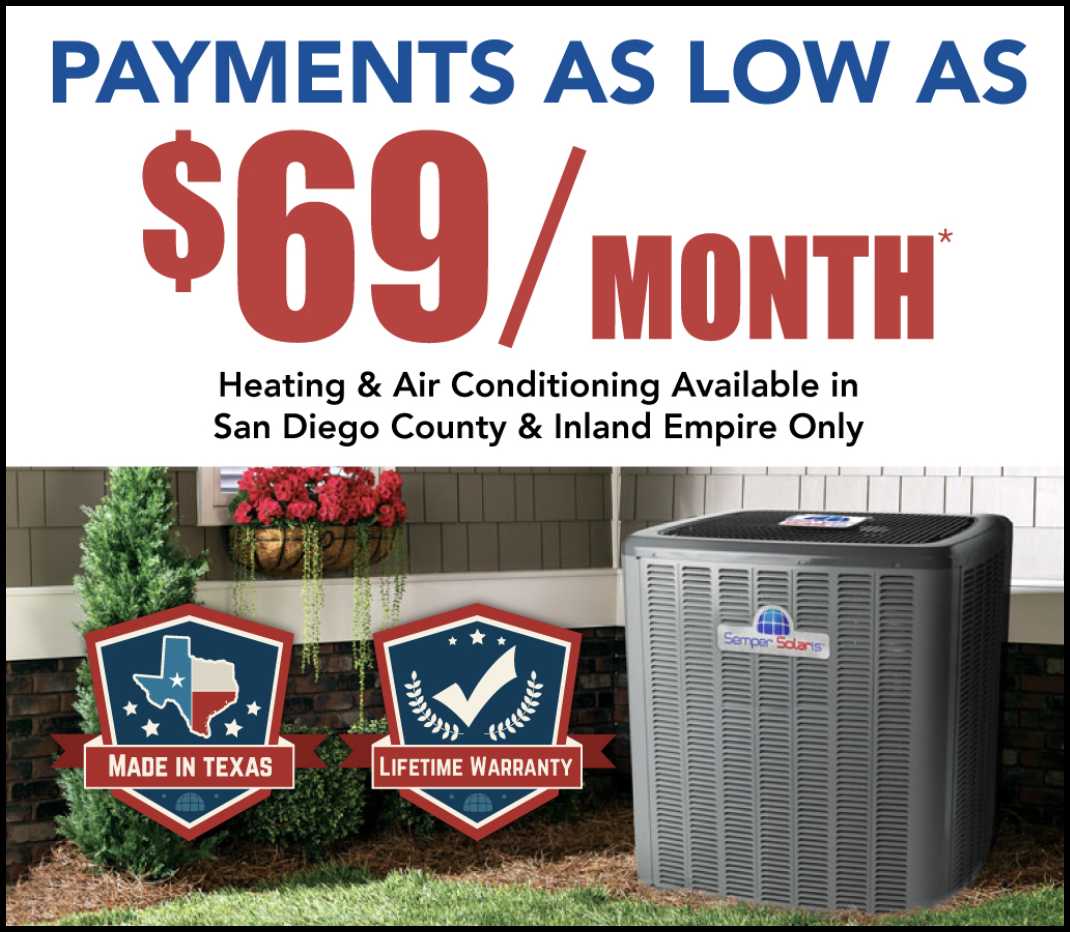 Heating  Repair Chula  Chula Vista