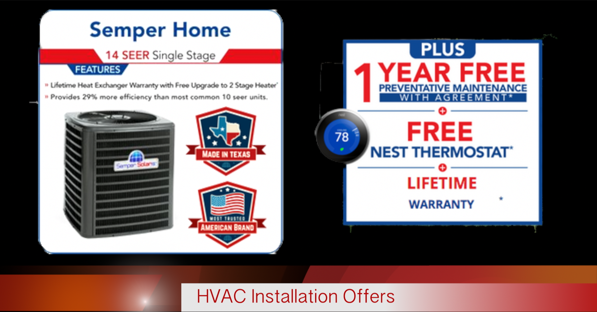 Heating Contractor Vista