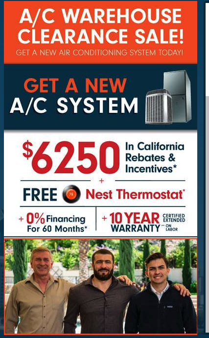 Best HVAC Company Vista
